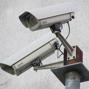 Caméra de surveillance image